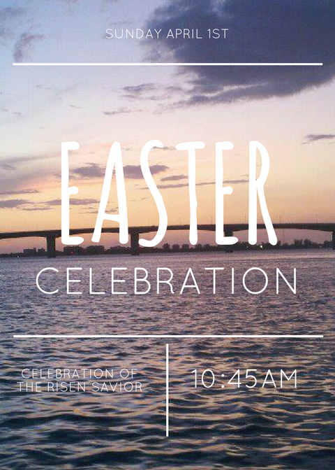 Blue Simple Easter Event Flyer (1)