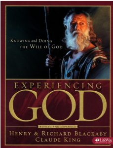 Experiencing GOD pic